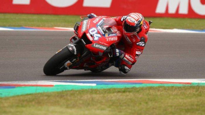 Hasil Free Practice 1 MotoGP Eropa 2020: Jack Miller Melesat, Quartararo Apes