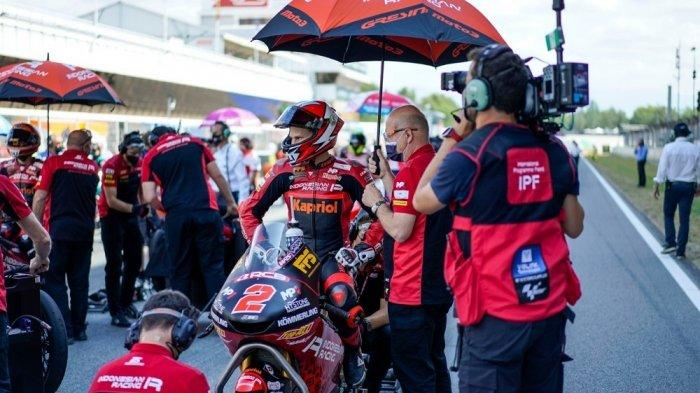 Jadi Technical Supplier Gresini Racing Di MotoGP 2021, Ridingstyle Keluarkan Official Merchandise