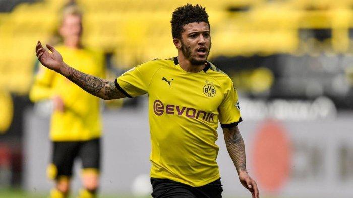 Manchester United Masih Lakukan Penawaran dengan Borussia Dortmund Soal Jadon Sancho