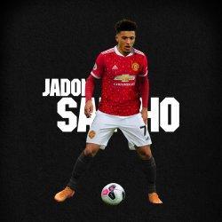 Manchester United dan Borussia Dortmund Salaman, Jadon Sancho Merapat dengan Ongkos Rp 1,5 Triliun