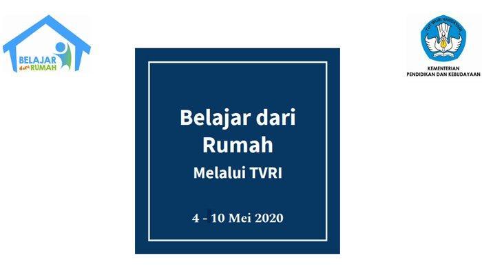 Jadwal Belajar dari Rumah TVRI Kamis 7 Mei 2020, SD: Dongeng Anak & Mengenal Kerajinan Origami