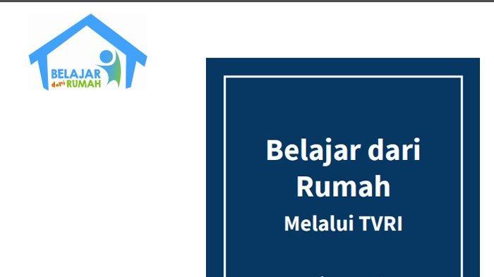 Jadwal Belajar dari Rumah TVRI Senin 27 April 2020, Ada Simetri Lipat dan Sifat-Sifat Bangun Ruang (kemdikbud.go.id)