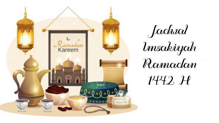 Jadwal Imsak dan Buka Puasa di Pontianak, Jumat 7 Mei 2021 atau 25 Ramadhan 1442 H