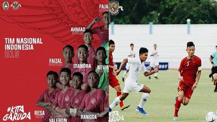 Jadwal Bola Hari Ini Senin 29 Juli 2019, Liga 1: Persela vs Borneo, 5 Laga Liga 2, Timnas U-15