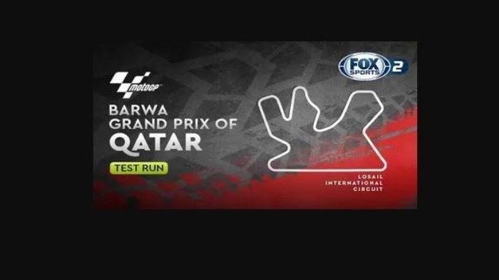 Harus Tahu JADWAL FP 1 & FP 2 MotoGP Qatar 2021, Sore Ini Tonton Lewat HP, Link Streaming Vidio.com di Sini
