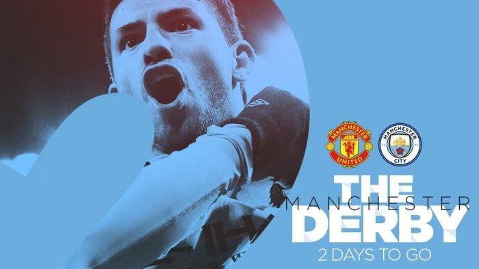 Jadwal Liga Inggris Pekan ke-12 menyajikan derby Manchester United vs Manchester City, Minggu (13/12/2020) dini hari pukul 00.30 Wib Live Mola TV.