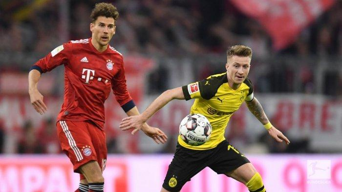 LIVE Jadwal Liga Jerman Seru Perebutan Klasemen Sabtu Malam ini di Super Soccer TV