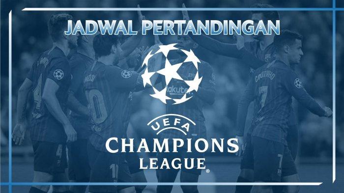 Jadwal Liga Champions Matchday 1, Live SCTV dan Vidio.com , PSG vs MU, Chelsea vs Sevilla