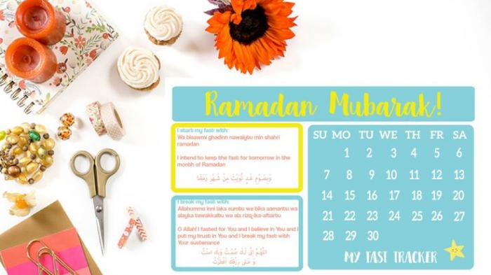 Berikut Link Jadwal Puasa Ramadhan 1442 H di 34 Provinsi ...