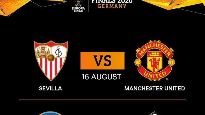 Jadwal Semifinal Liga Eropa Malam Ini, Big Match Sevilla vs Manchester United, Live SCTV