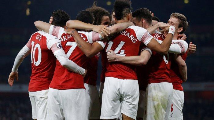 Jadwal Siaran Langsung beIN Sports Liga Inggris, Laga Tottenham Vs Arsenal buka Pekan ke 29