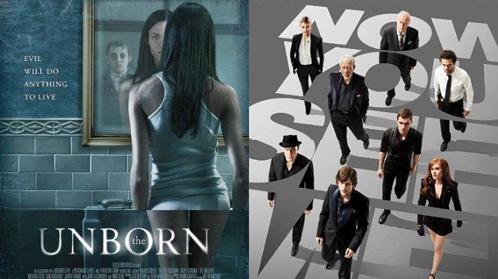 Jadwal Acara TV Besok Rabu, 18 Maret 2020: Fim Now You See Me di Trans TV & The Unborn di GTV