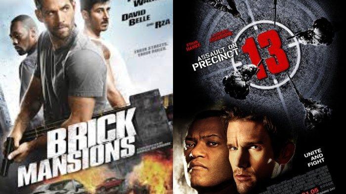 Jadwal Acara TV Rabu, 1 Juli 2020: Brick Mansions di Trans TV dan Assault on Precinct 13 di GTV