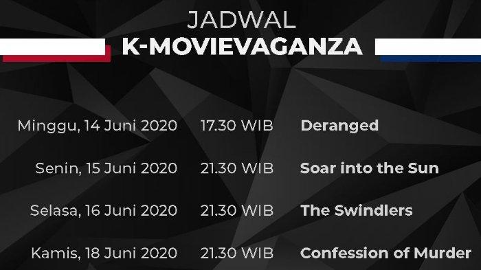 Jadwal Acara TV Selasa, 16 Juni 2020: K-Movievaganza The Swindlers di Trans7, Preman Pensiun di RCTI
