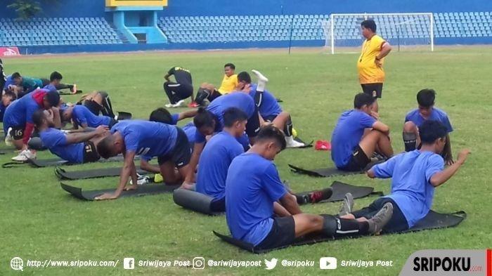 Kesiapan Sriwijaya FC Jelang Kick Off Liga 2 2020, Budiarjo Thalib: Tinggal Sentuhan Akhir