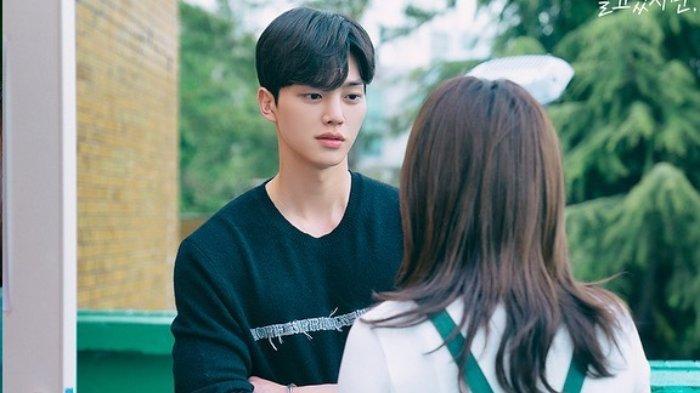 Jae-Eon menemui Na-bi.