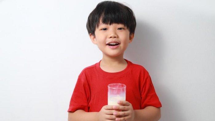 Jaga Daya Tahan Tubuh Anak, Pilih Susu Pertumbuhan yang Mengandung Probiotik  - Tribunnews.com Mobile