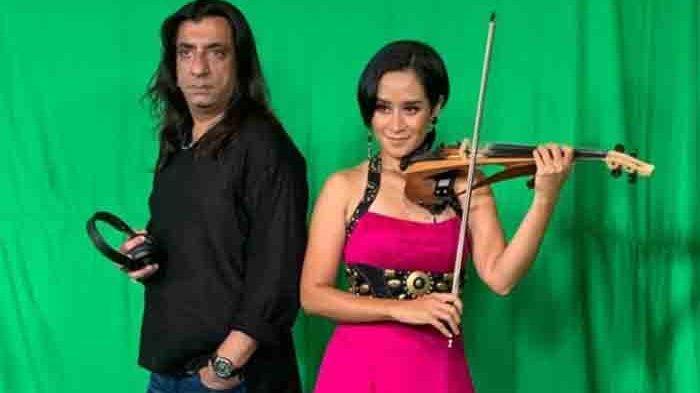 Adam Jagwani Tampil di Virtual Live Music Saat Valentine, Aksi Hans Si Doel Curi Perhatian