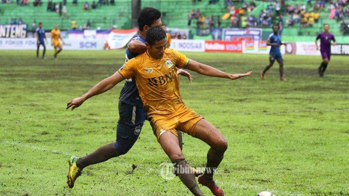Ingin Pensiun di Bhayangkara Solo FC, Jajang Mulyana Bantah Hijrah ke Persib Bandung