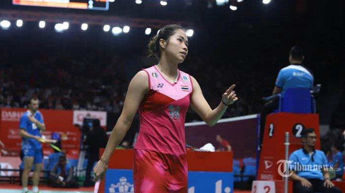 Hasil Indonesia Masters 2020: Ratchanok Intanon Juara Lagi Seusai Kalahkan Carolina Marin
