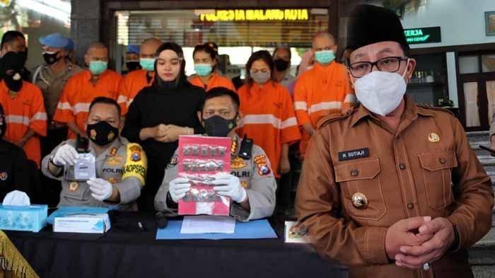 Identitas Oknum Kepala Dinas di Kota Malang yang Diamankan Karena Narkoba Akhirnya Terungkap