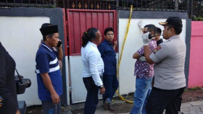 Suami Tusuk Istri Hingga Tewas di Tangerang, Pelaku Sempat Sembunyi di Lantai 2 Rumahnya