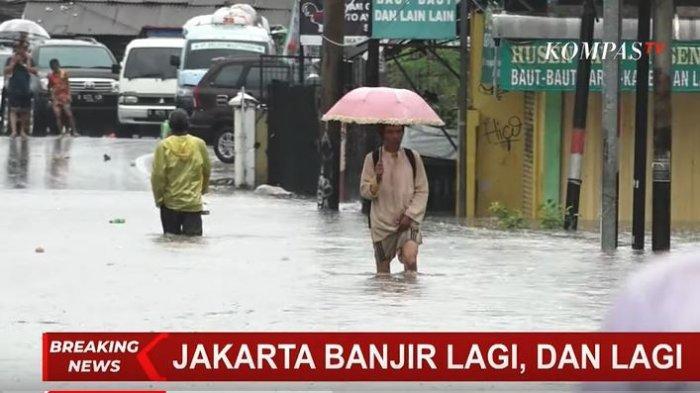 Ibu Kota Banjir 4 Kali dalam 2 Bulan Terakhir, Kerugian Warga Diperkirakan Capai Rp 1 Triliun