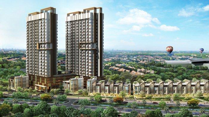 Anak Usaha Modernland Sukses Pasarkan 80 Persen Apartemen di Kawasan Mixed Use JGC