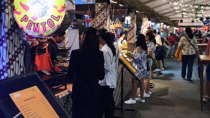 Cita Rasa Asia di Jakarta Street Food Festival 2018