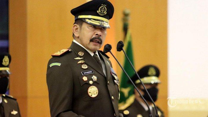 Namanya Disebut dalam Sidang Dakwaan Pinangki, Begini Respons Jaksa Agung ST Burhanuddin