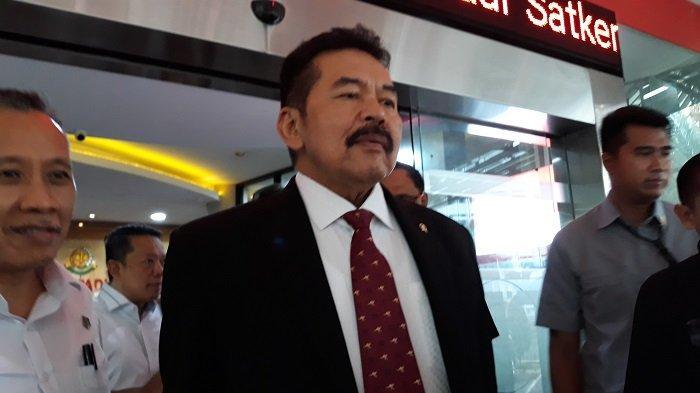 ICW Minta Presiden Jokowi Copot Jaksa Agung, Ada Apa ?