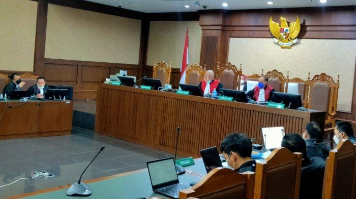 Nurhadi Bantah BAP Notaris Bank Bukopin Soal Pertemuan di Jakarta