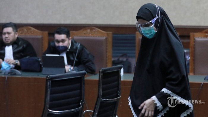 Polemik Vonis Hukuman Pinangki Dipotong, Komisi Yudisial Lakukan Penelusuran