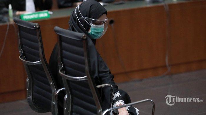 Tuntutan JPU Kepada Pinangki Dinilai Terlalu Rendah, Kejagung: Itu Persepsi