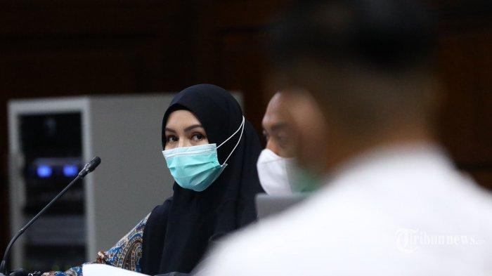 Pinangki Diingatkan Hakim Karena Kerap Beri Keterangan Berbeda-beda Dalam Sidang