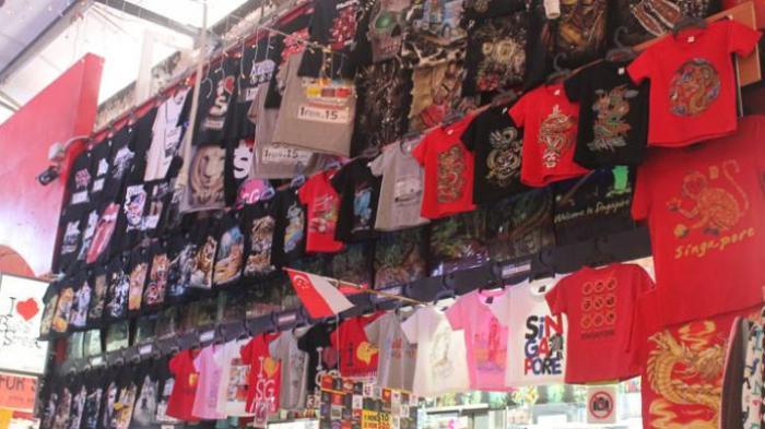 Tempat Belanja Oleh-oleh Murah di Singapura: Bugis Street, China Town dan Lucky Plaza