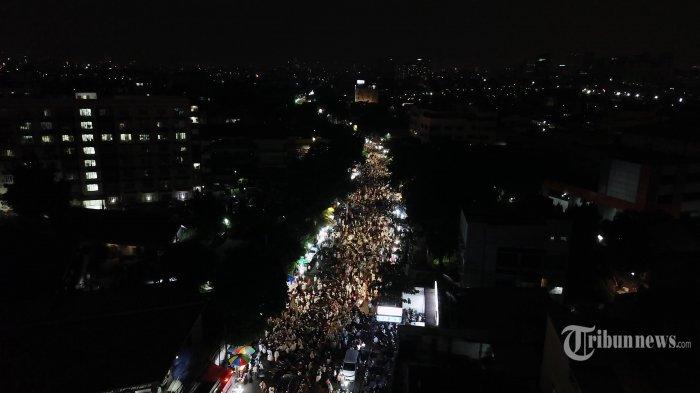 Soal Kerumunan Habib Rizieq, Warga Luapkan Kritik untuk Pemerintah, Berikut Respon FPI