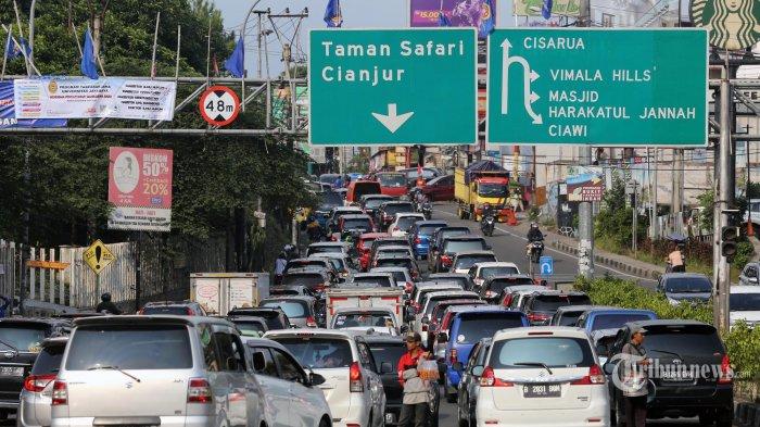 361.000 Kendaraan Tinggalkan Jakarta Saat Libur Panjang HUT Kemerdekaan Ke-75 RI