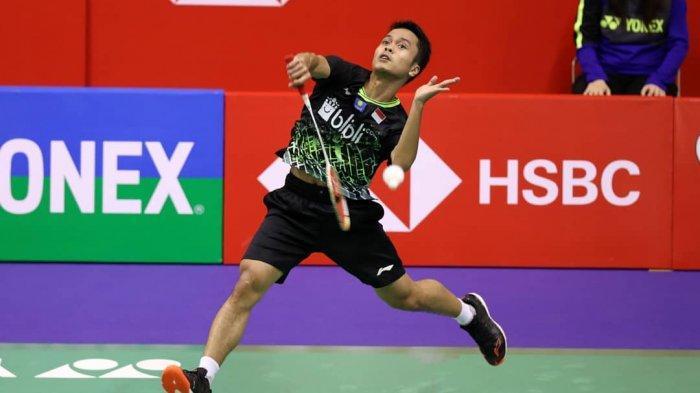 Lee Cheuk Yiu Dukung Anthony Ginting Sabet Gelar Juara di BWF World Tour Finals 2019