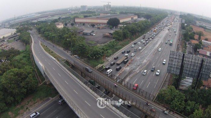 Jalan Tol Cibitung-Cilincing Seksi 1 Mulai Beroperasi, Gratis hingga 7 Agustus 2021