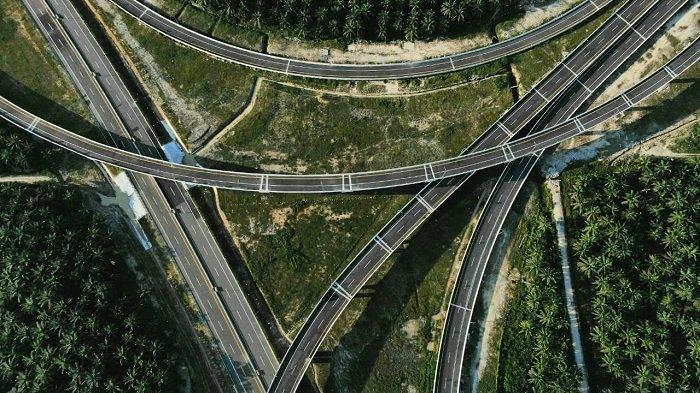 Diresmikan Jokowi, Tol Pekanbaru-Dumai Pangkas Jarak 69 Kilometer