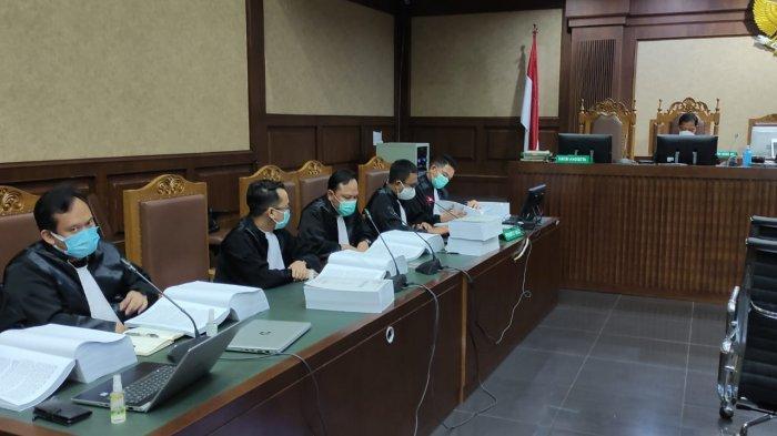 Eks PPK Kemensos Matheus Joko Santoso Dituntut 8 Tahun Penjara dalam Kasus Korupsi Bansos Covid-19