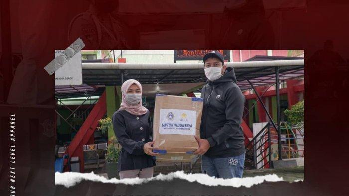 Jalinan Kerja Sama PSSI & Mills Bagikan 1000 APD untuk Perangi Pandemi Corona