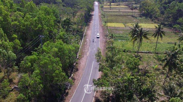 Jalur Pantai Selatan yang Membentang dari Banten hingga Banyuwangi Ditargetkan Tuntas 2029