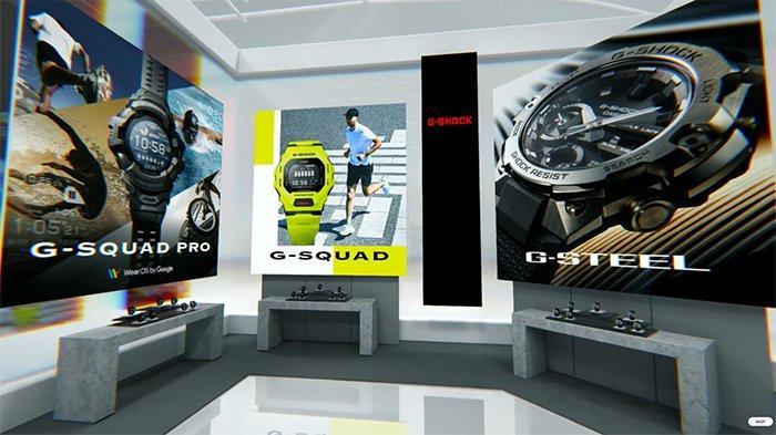 Casio Jepang Luncurkan Berbagai Produk Jam Tangan G-Shock Baru Setiap Bulan