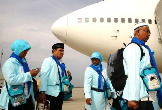 Kemenag Rembang Langsung Cari Kasrin Saat Pesawat Mendarat di Bandara Donohudan