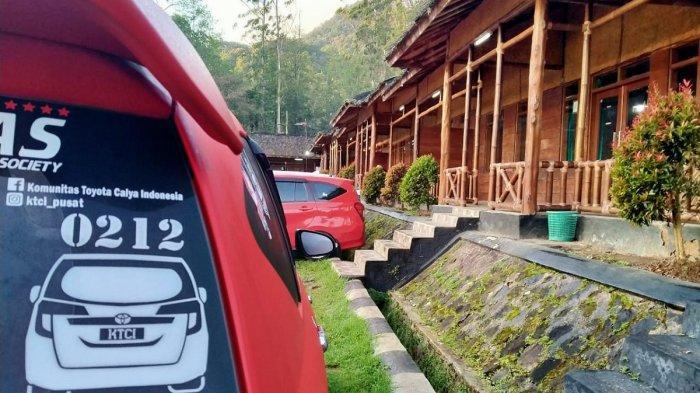 Jambore Pertama Komunitas Toyota Calya Indonesia di Tengah Pandemi