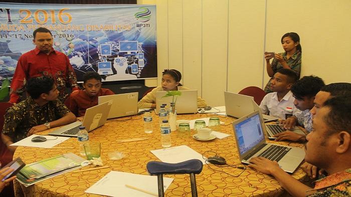 Jambore Teknologi Informasi Ambon Tingkatkan Kompetensi Penyandang Disabilitas