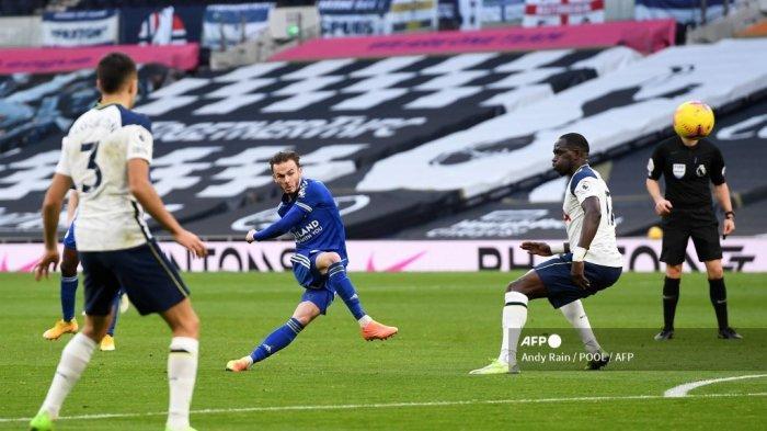 JADWAL Liga Inggris Leicester vs Manchester City Live Streaming Mola TV, James Maddison akan Kembali