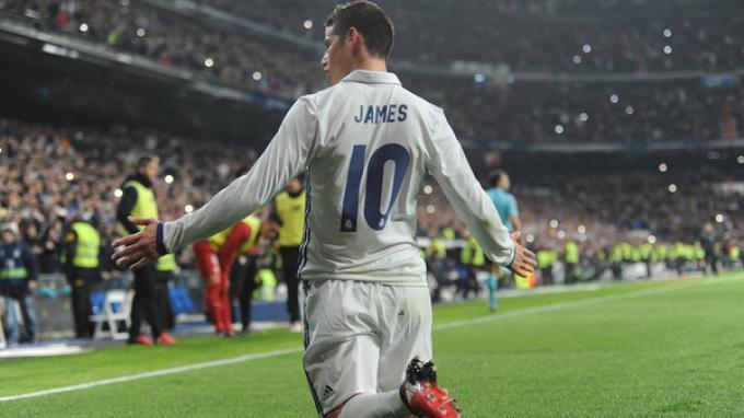 Punahnya Pemain Nomor 10 dalam Sepak Bola Modern: James Dibuang, Isco Tergeser, Komentar Kaka